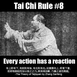 Tai Chi Rules Archives - Taijiquan Guide